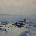 Quabbin, Snow and Fog