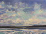 Quabbin Sky and Ice