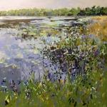 Pond Shore, Mid September